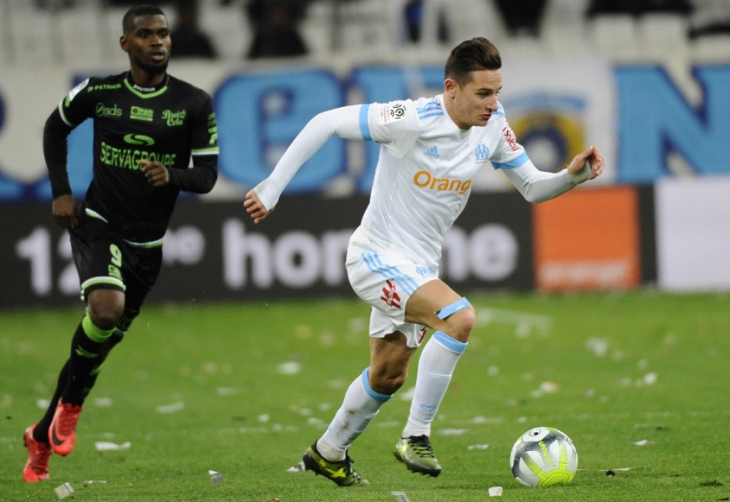 olympic marseille vs guingamp