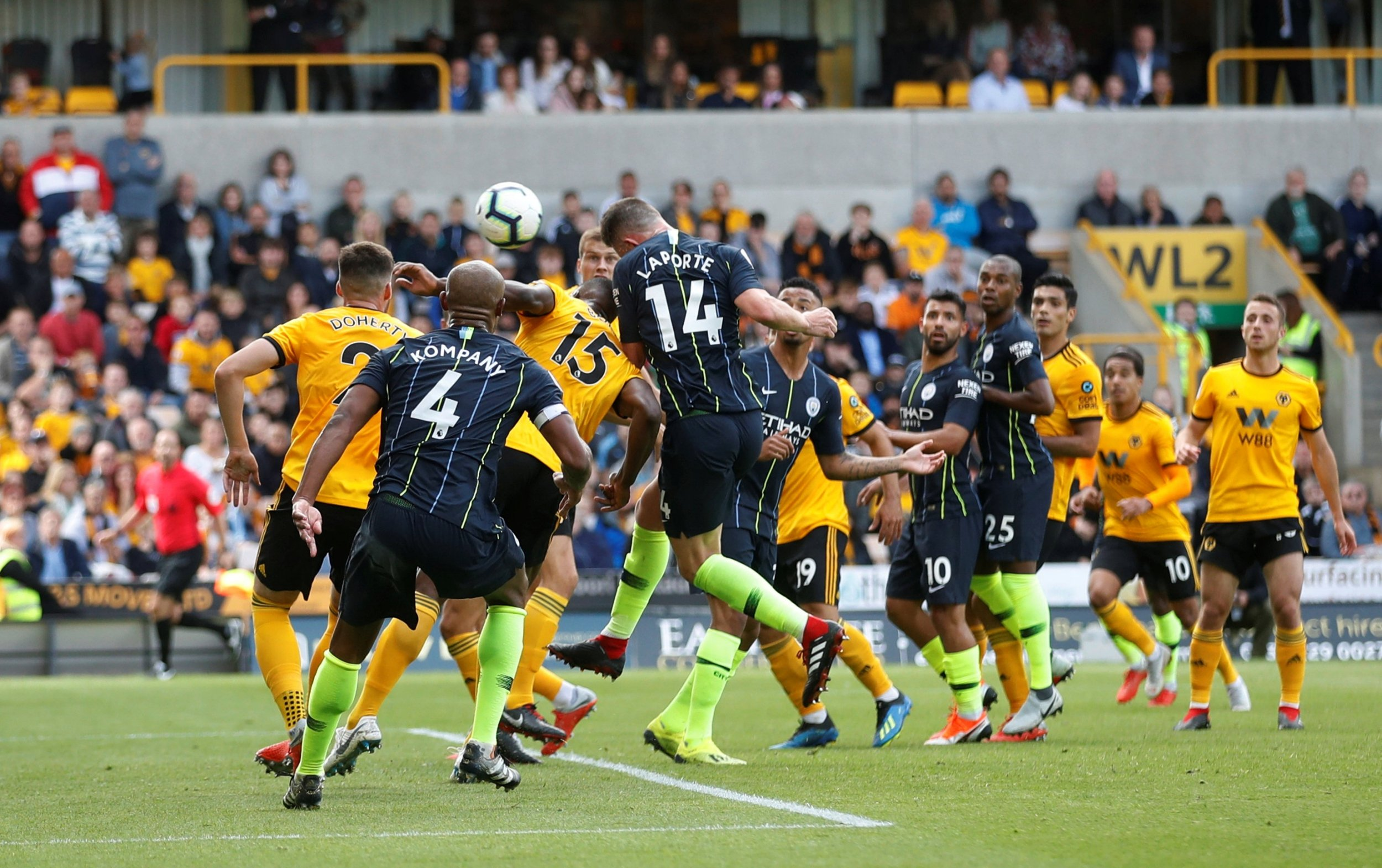 Wolves 1-1 Manchester City