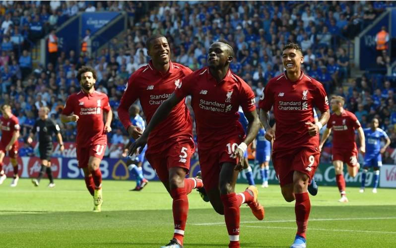 Leicester City 2-1 Liverpool