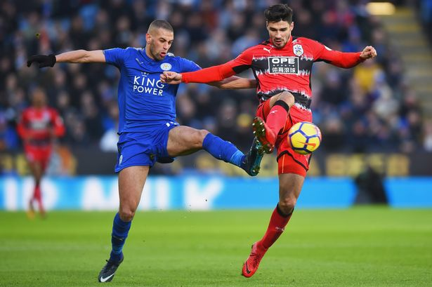 Leicester City - Huddersfield Town