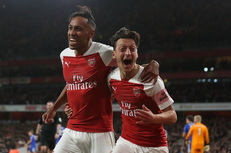 Arsenal 3-1 Leicester City