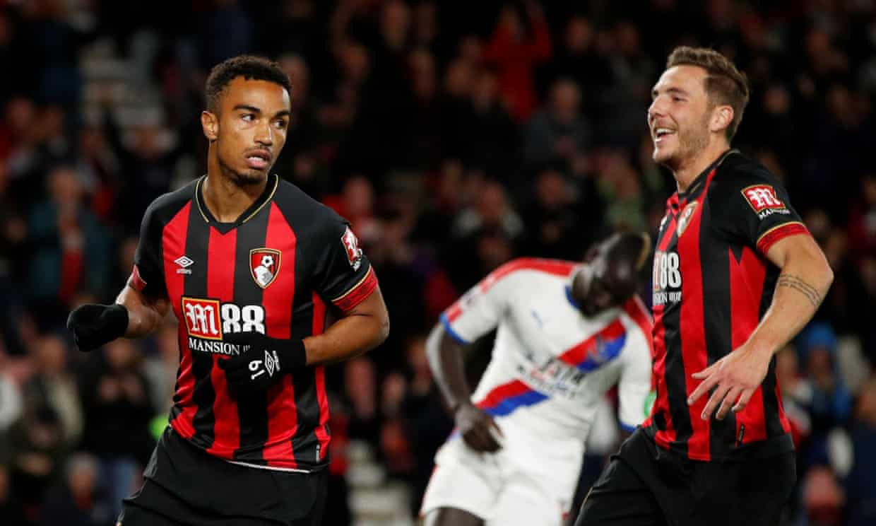 Bournemouth AFC 2-1 Crystal Palace