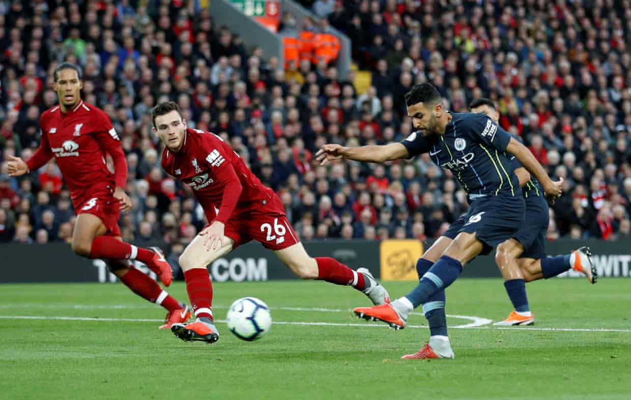 Liverpool 0-0 Manchester City