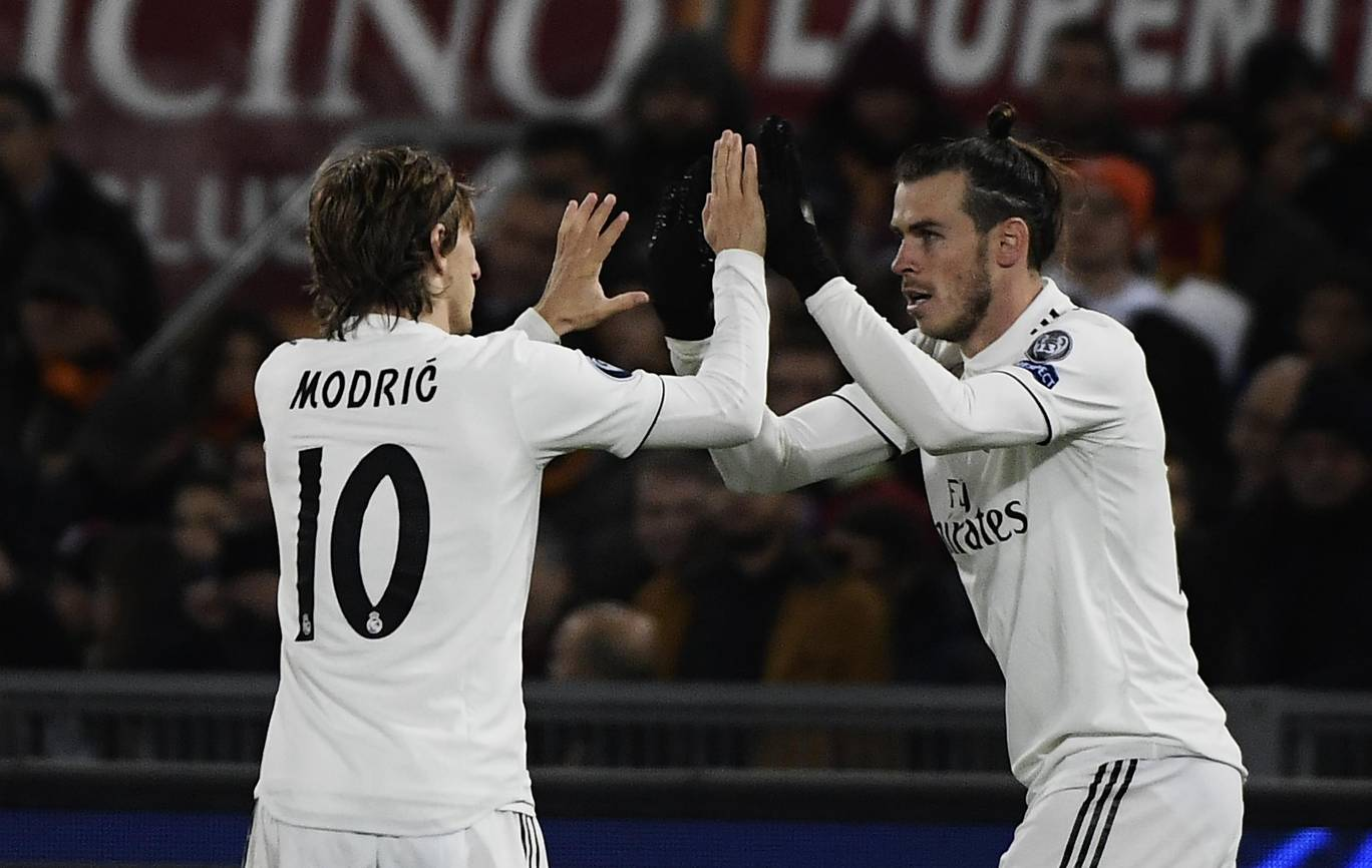 AS Roma 0-2 Real Madrid