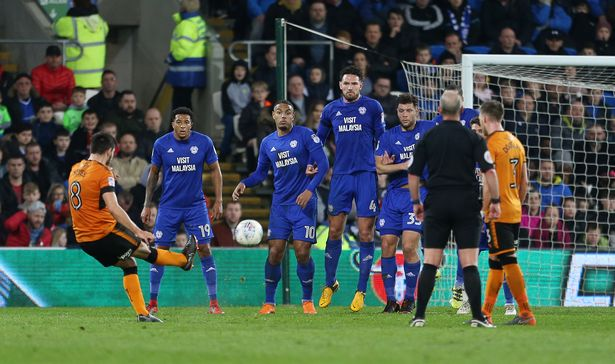 Cardiff City - Wolves.
