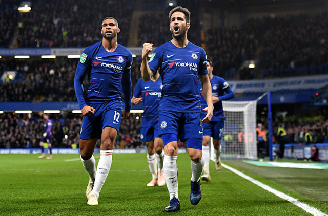 Chelsea 3-2 Derby County