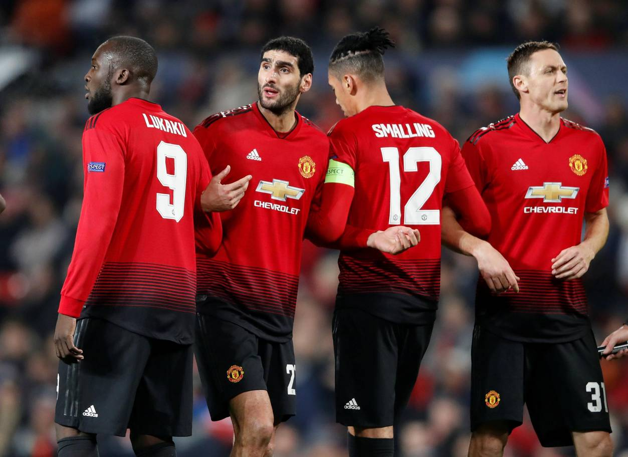 Manchester United 1-0 Young Boys
