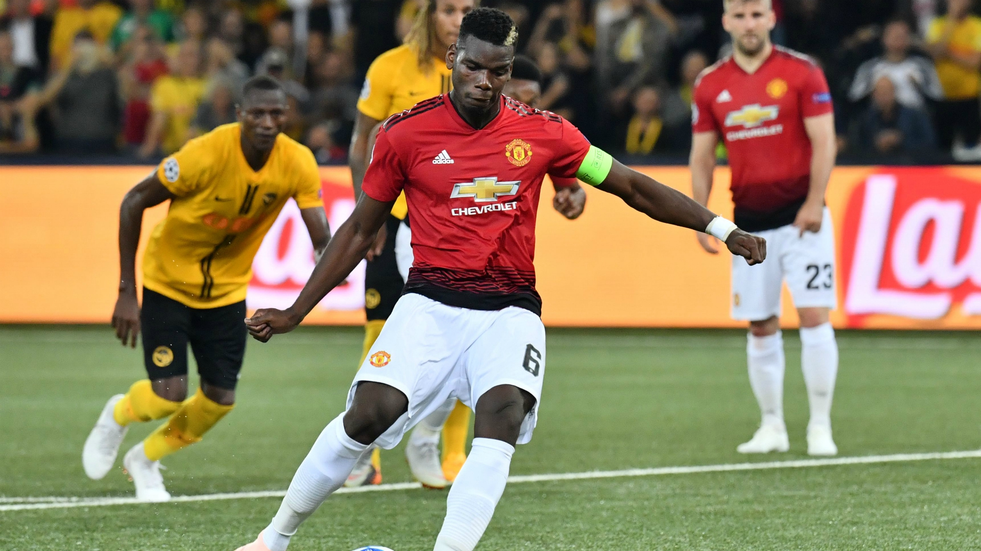 Manchester United - Young Boys