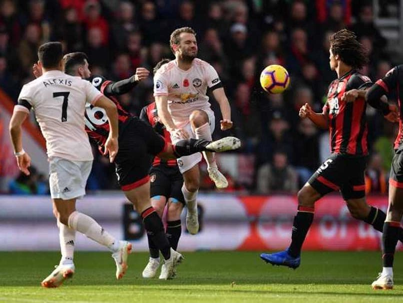 Bournemouth AFC - Manchester United