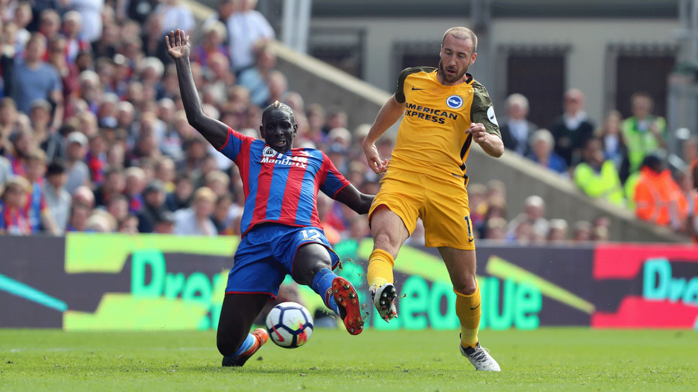 Crystal Palace - Brighton Hove Albion