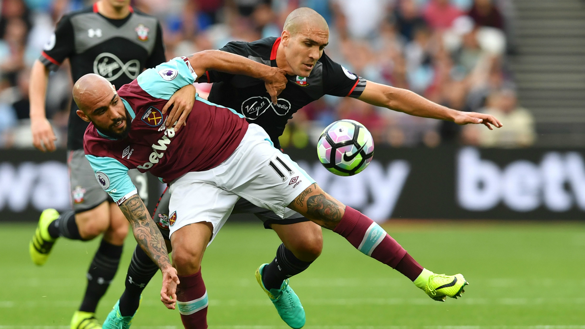 West Ham United - Southampton
