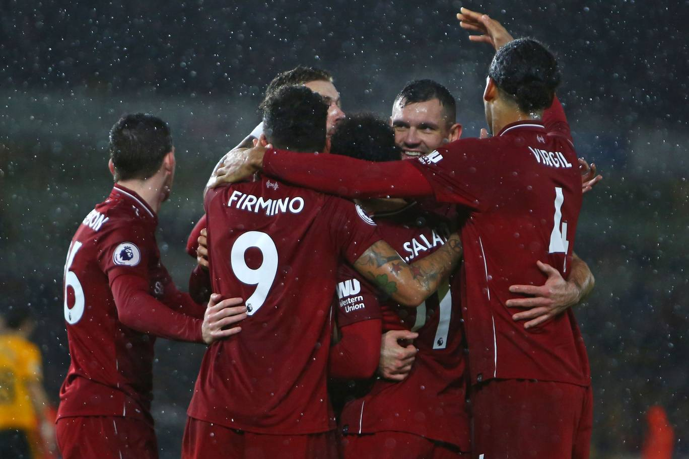 Wolves 0-2 Liverpool.