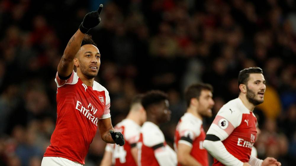 Arsenal 4-1 Fulham
