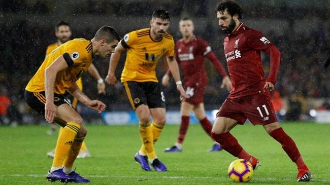 Wolves -Liverpool .