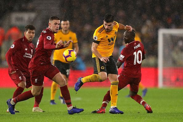 Wolves - Liverpool