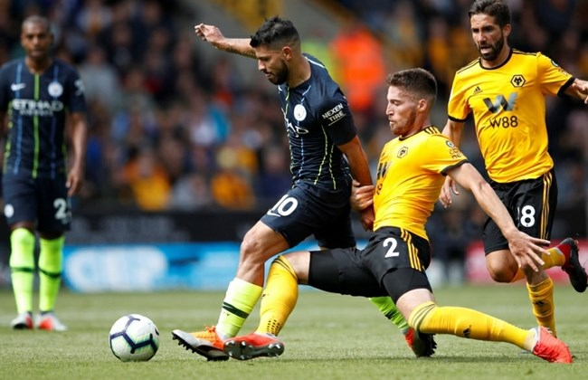 Wolves - Manchester City