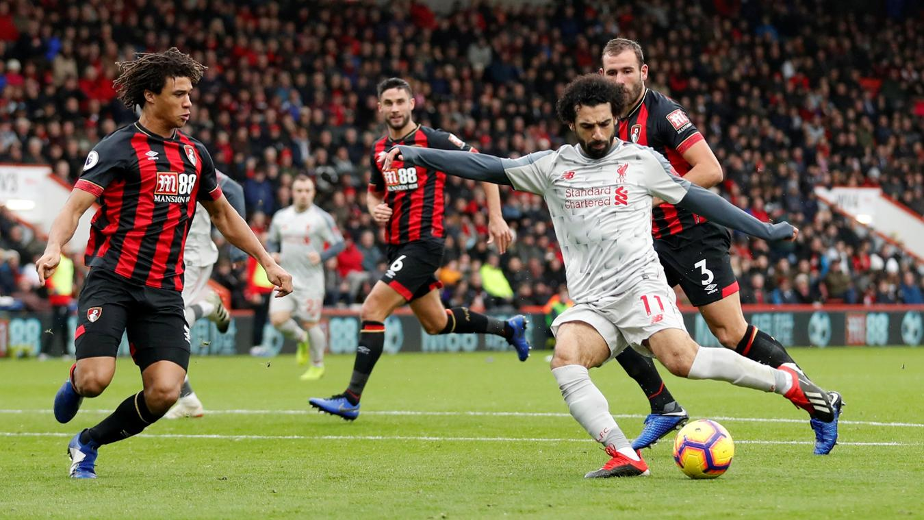 Bournemouth AFC - Liverpool