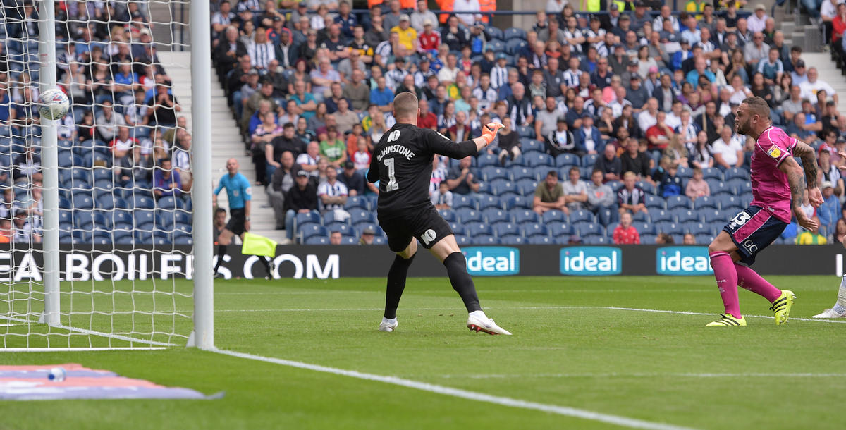 West Bromwich Albion v Queens Park Rangers, EFL Sky Bet Championship, Football, The Hawthorns, West Bromwich, UK - 18 Aug 2018