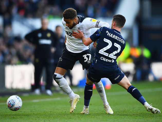 Derby County - Leeds United.