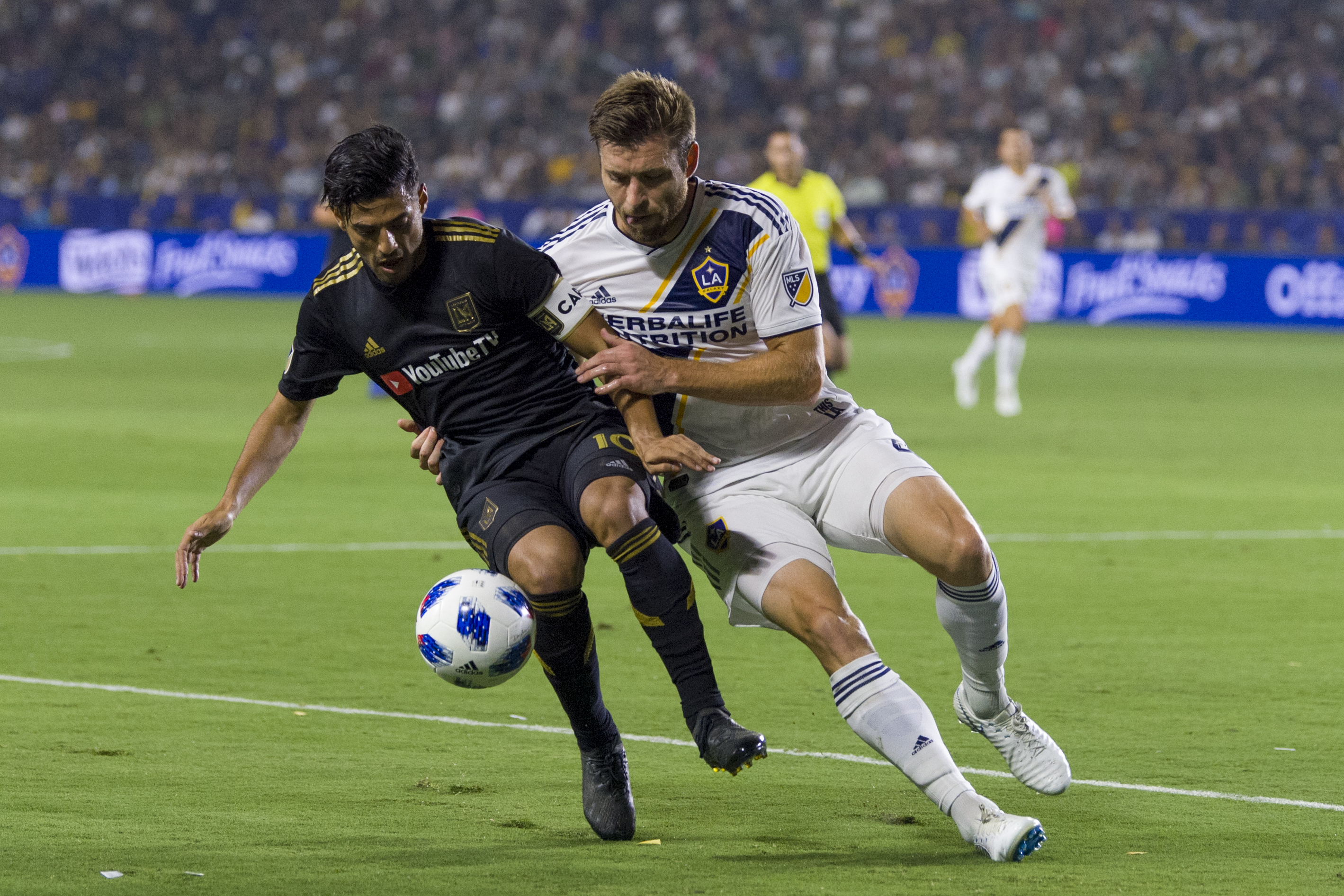 Los Angeles FC at Los Angeles Galaxy